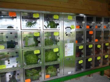 Distributeur automatique : un bon plan pour les fermiers ?