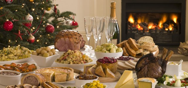 Réussir son buffet de Noël