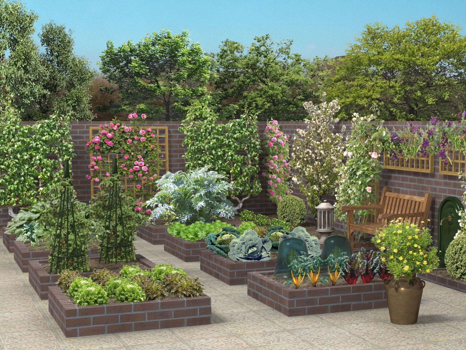 Mon potager gourmand conseils et astuces pour jardins for Carre jardin potager