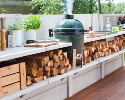 Ce qu'il faut retenir de la cuisine au feu de bois